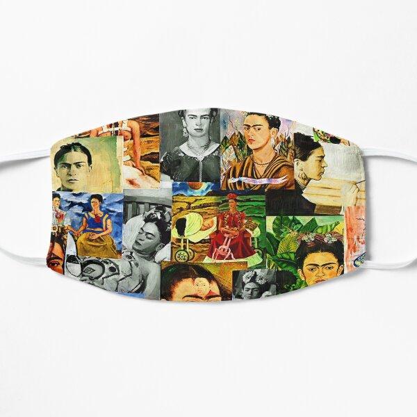 Frida collage Mask