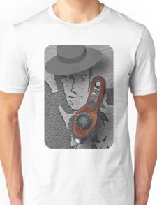 """♥•.¸¸.ஐ SECRET AGENT 86~MAXWELL SMART.. HELLO 99 PICK UP THE PHONE.. TEE SHIRT.. MY TRIBUTE TO """" MAXWELL SMART♥•.¸¸.ஐ Unisex T-Shirt"""