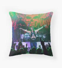 Bret Michaels Throw Pillow