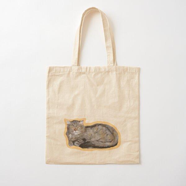 Bobe, at rest Cotton Tote Bag