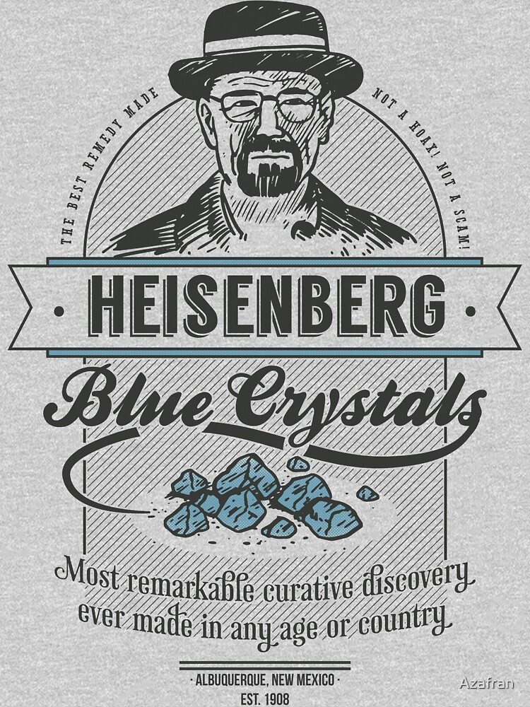 Blue Crystals Remedy | Unisex T-Shirt