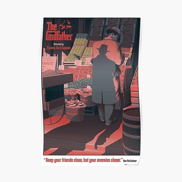 Le Parrain (1972) Affiche alternative Poster