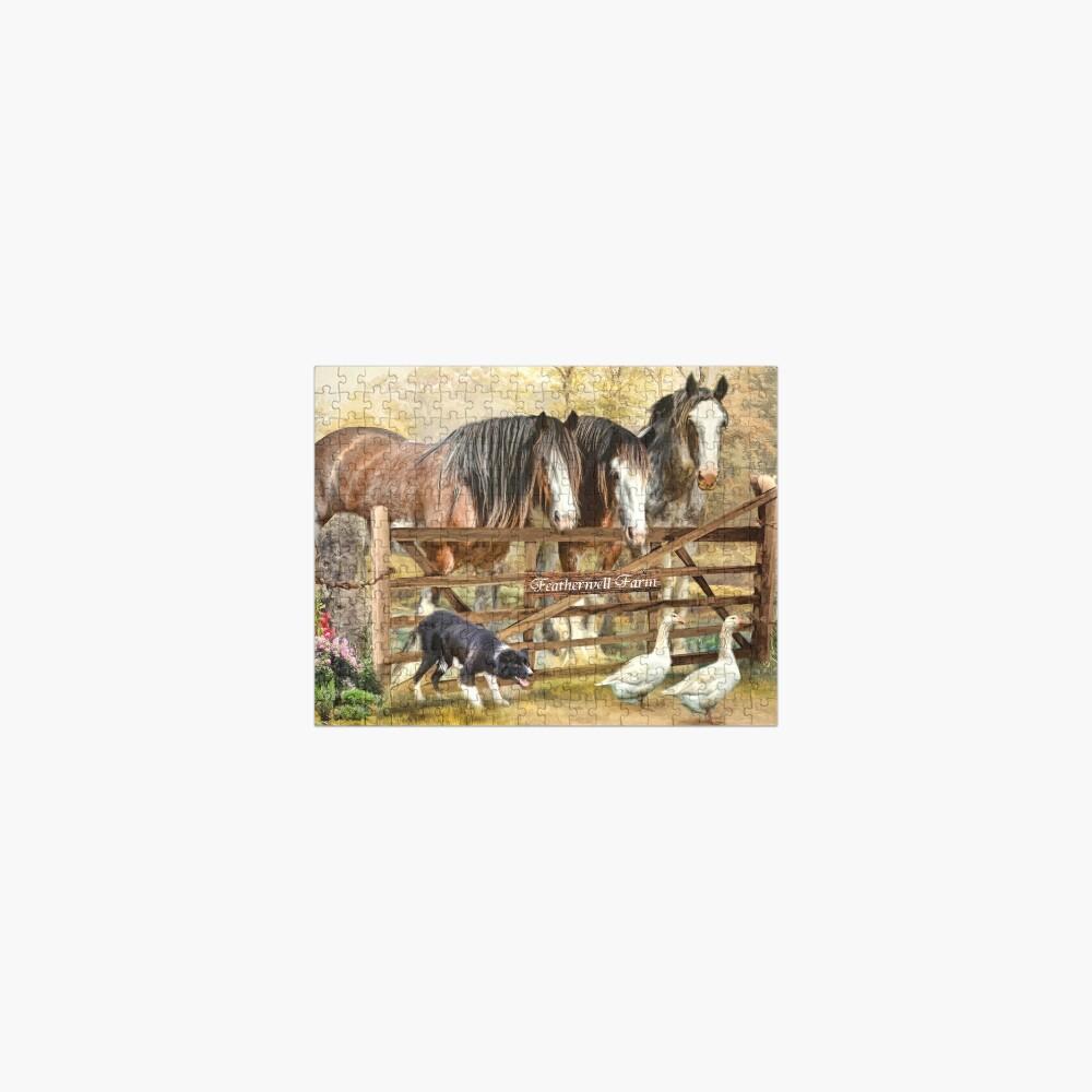 Featherwell Farm Jigsaw Puzzle