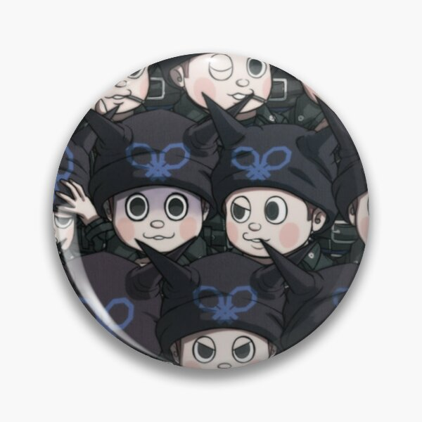 Danganronpa Sprite Pins And Buttons Redbubble Ryoma can be unlocked by collecting his card from the card death machine. redbubble