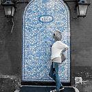 Blue feeling by Jari Hudd
