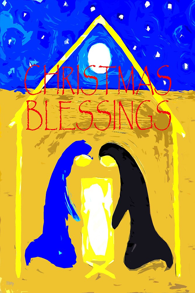 CHRISTMAS BLESSINGS 3 by pjmurphy