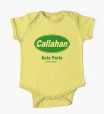 Callahan Auto Parts One Piece - Short Sleeve