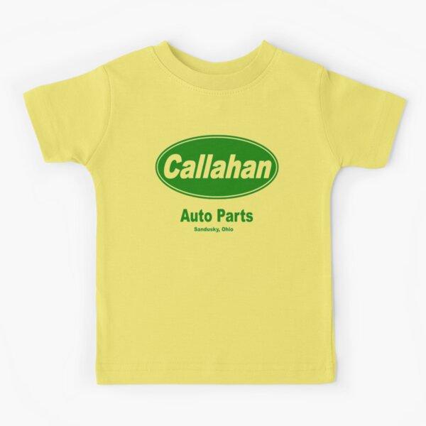 Callahan Auto Parts Kids T-Shirt