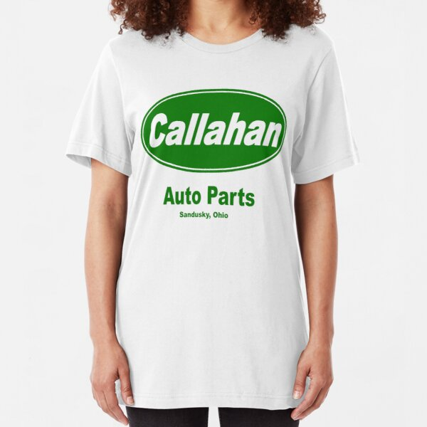Callahan Auto Parts Slim Fit T-Shirt