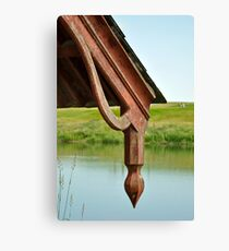 Pinpointed Canvas Print