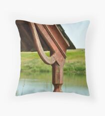 Pinpointed Throw Pillow
