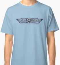 Lucky Lindy's Flight School Classic T-Shirt