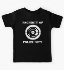 OCP Police Department Kids Clothes