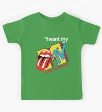 I Want My MTV Kids Tee