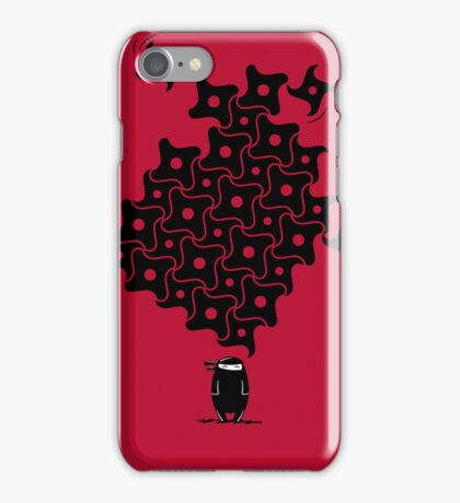 Ninja Tesselations iPhone Case/Skin