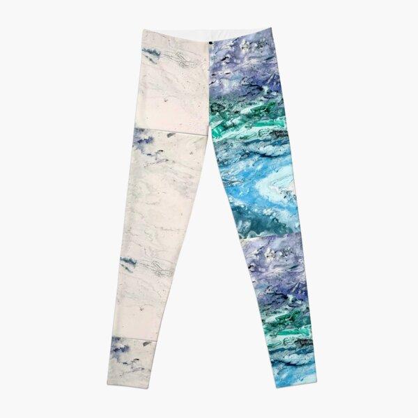 Vibrant Ocean Leggings