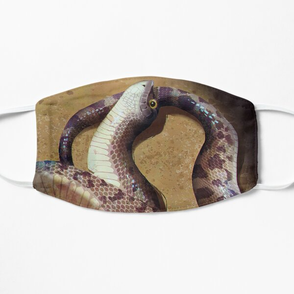Western hognose snake Mask