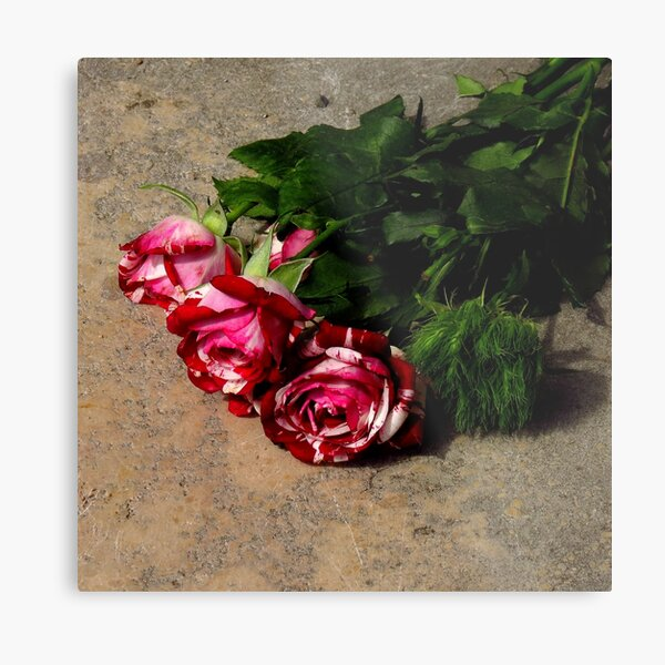 Bouquet Floral ~ Part Three Metal Print