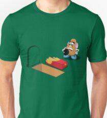 Toy Story Mr Potato Head Burying his dead Unisex T-Shirt