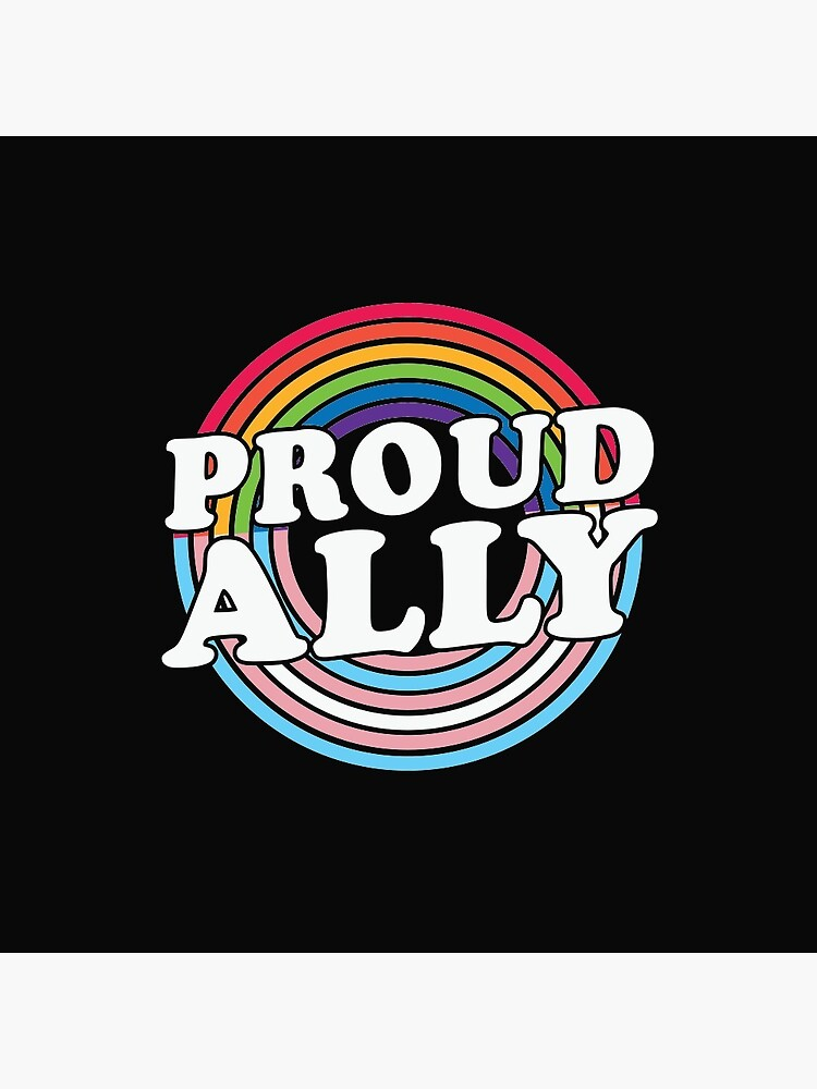 Proud Ally by Katey1285