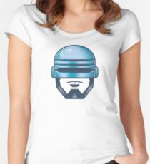 AutoCop Women's Fitted Scoop T-Shirt