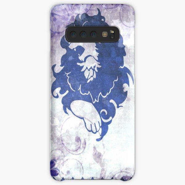 Blue Lions Samsung Galaxy Snap Case