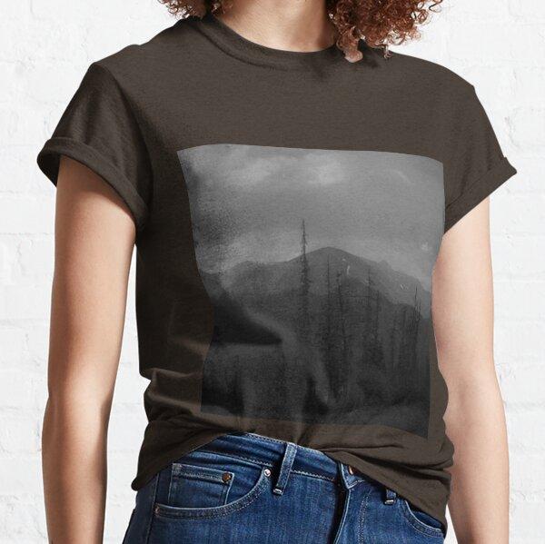 Mountain sketch Classic T-Shirt