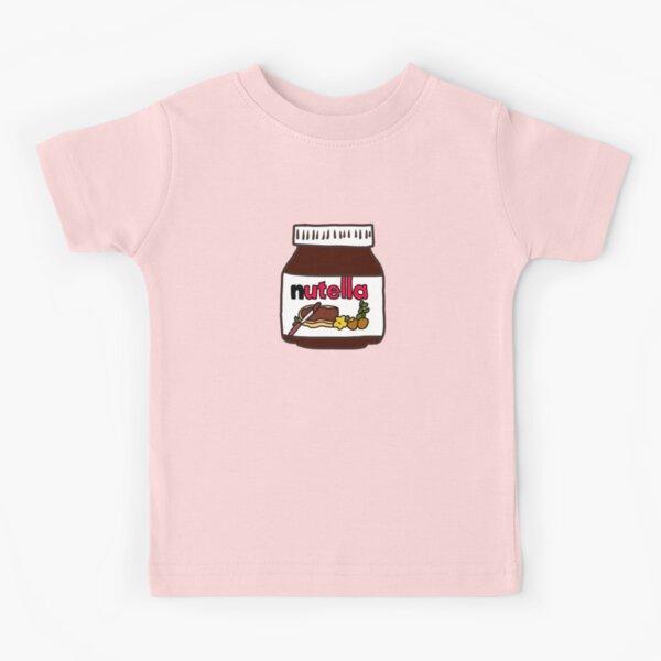 Nutella Camiseta para niños