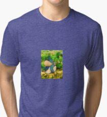 to-to-ro-to-toro Tri-blend T-Shirt