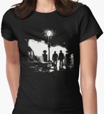 The Hunters (Supernatural) [No Text] Women's Fitted T-Shirt