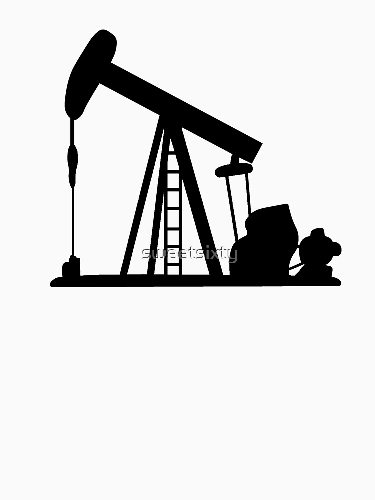 Oil Crane Pump Jack by sweetsixty