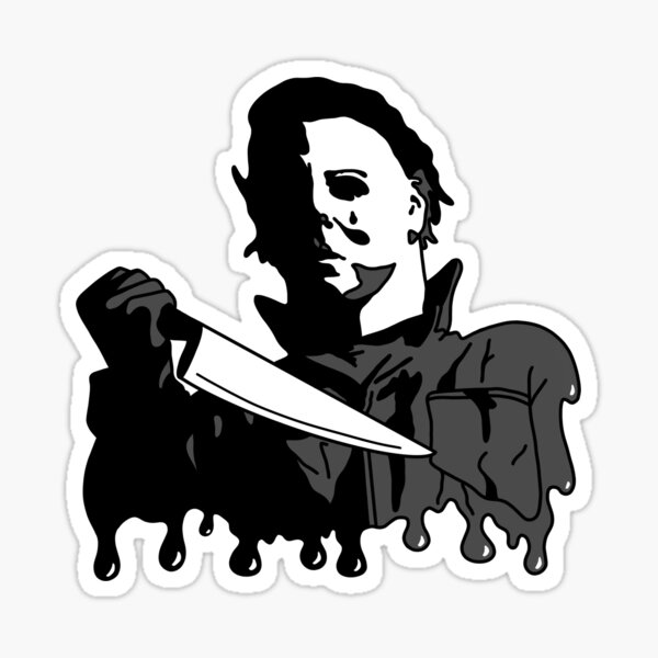 The Boogeyman Sticker