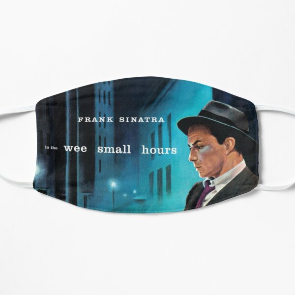 In the Wee Small Hours - Frank Sinatra Mask