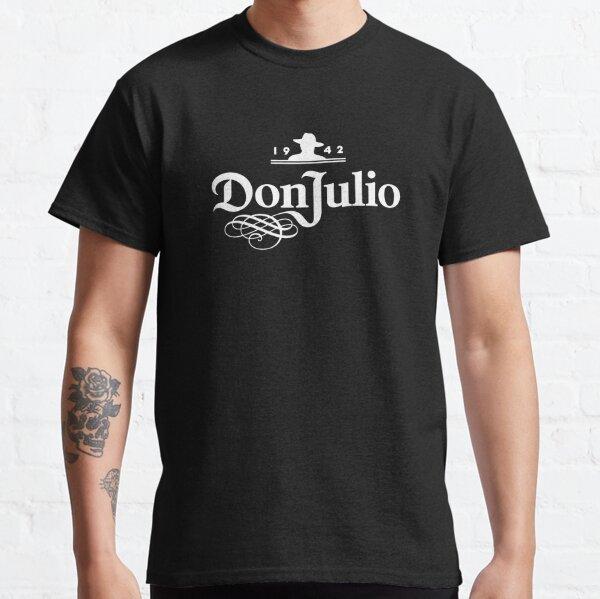 Don Julio 1942 White Logo Classic T-Shirt