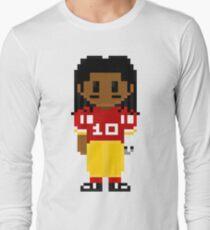 Robert Griffin III Full Body 8-Bit 3nigma Long Sleeve T-Shirt