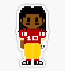 Robert Griffin III Full Body 8-Bit 3nigma Sticker
