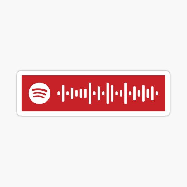 ANTI - RIHANNA - Spotify Code Sticker