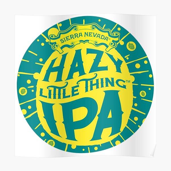 Logotipo nebuloso de IPA Póster
