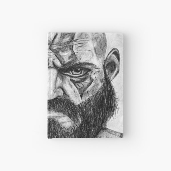 The God  Hardcover Journal