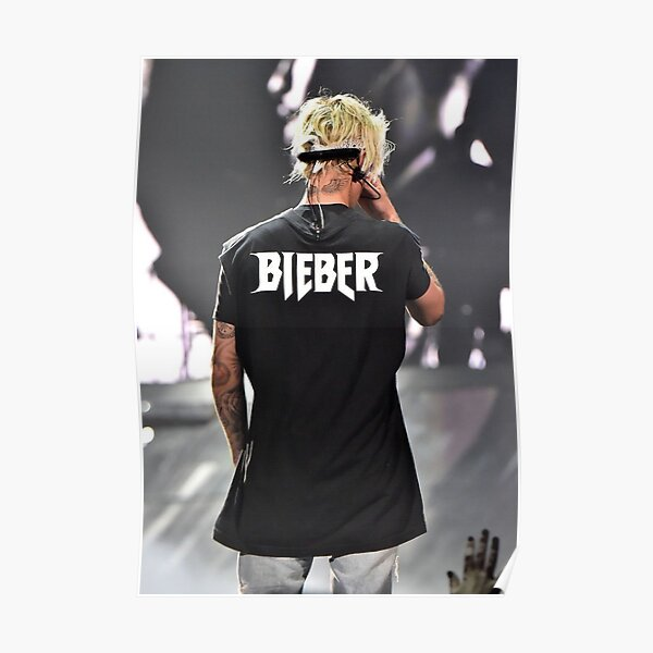 Justin Poster