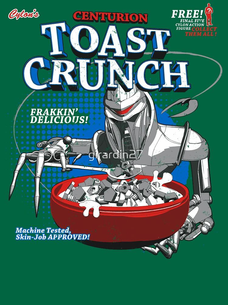 Centurion Toast Crunch | Unisex T-Shirt