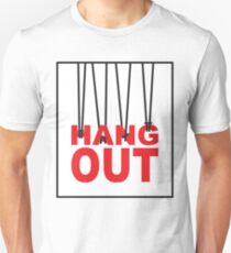 hang out Slim Fit T-Shirt