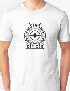 Star Citizen - BLACK Unisex T-Shirt