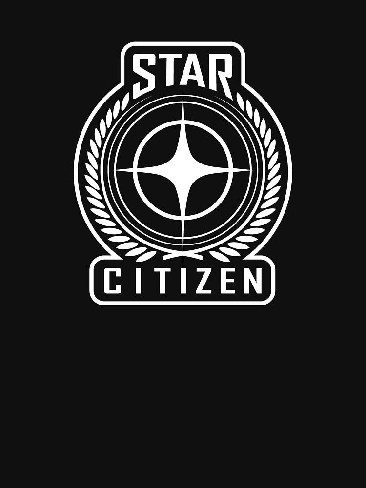 Star Citizen - White | Unisex T-Shirt