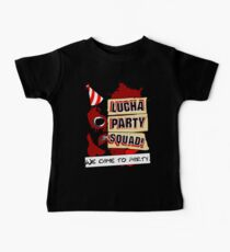 Lucha Party Squad! Kids Clothes