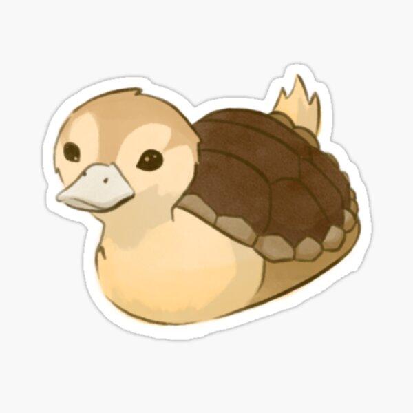 ATLA: Turtle Duck  Sticker