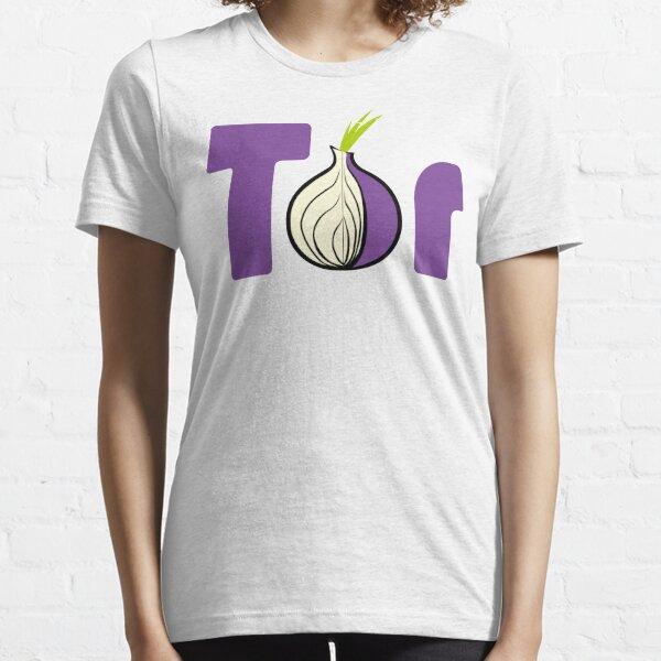Tor Browser Logo  Essential T-Shirt