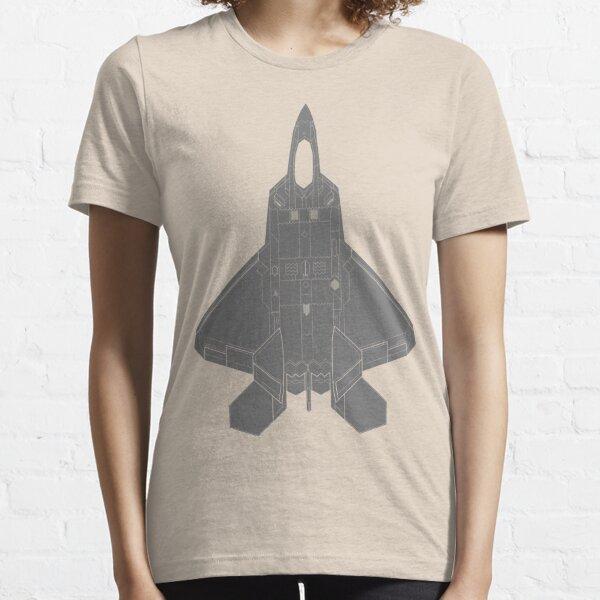 Lockheed Martin F-22 Raptor Essential T-Shirt