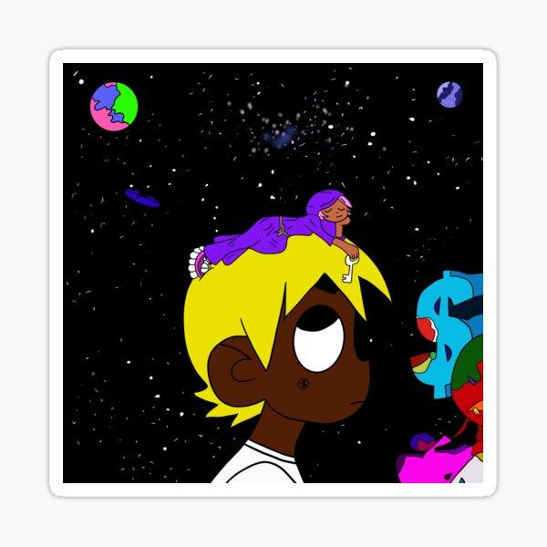 LUV VS the world 2 album cover Sticker
