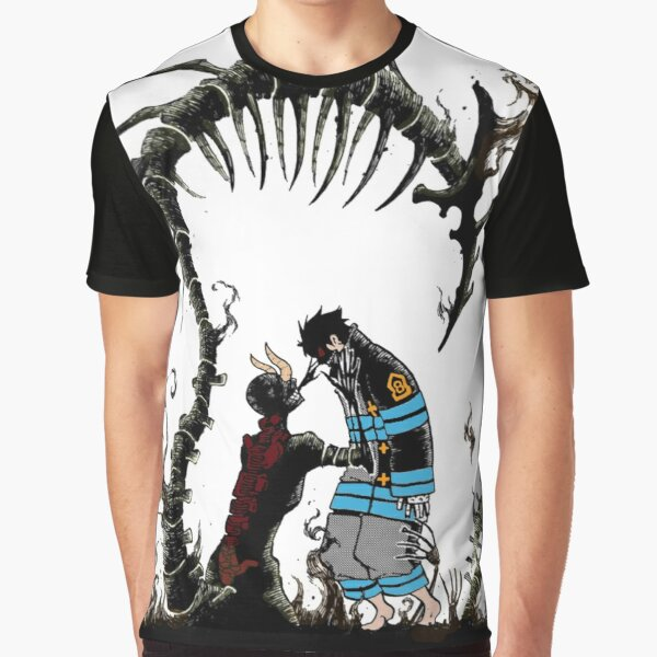 Mother Son | Level 3 Fire Fighter Graphic T-Shirt